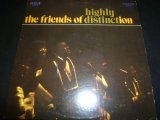 FRIENDS OF DISTINCTION/HIGHLY DISTINCT