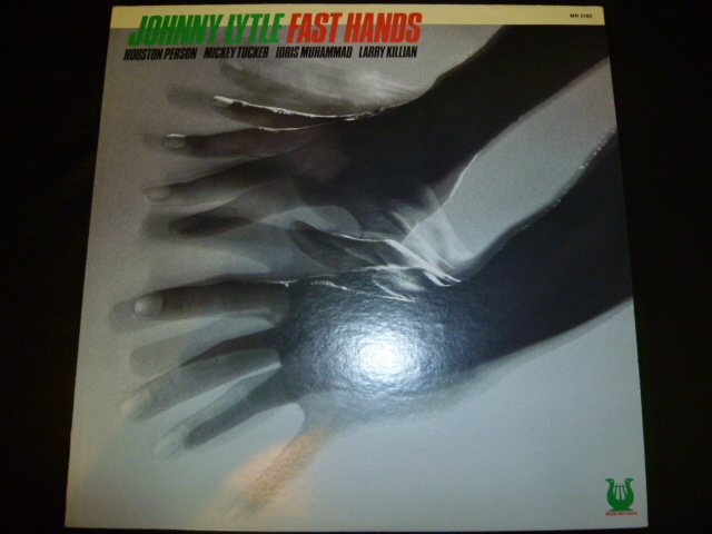 Johnny Lytle Fast Hands