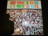 WOODY HERMAN'S BIG NEW HERD/AT THE MONTEREY JAZZ FESTIVAL