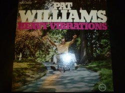 画像1: PAT WILLIAMS/HEAVY VIBRATIONS