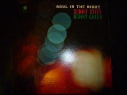 画像1: SONNY STITT &BUNKY GREEN/SOUL IN THE NIGHT