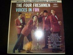 画像1: FOUR FRESHMEN/VOICES IN FUN