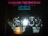 KENNY CLARKE FLANCY BOLAND BIG BAND/LET'S FACE THE MUSIC