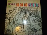 AU GO-GO SINGERS/THEY CALL US AU GO-GO SINGERS