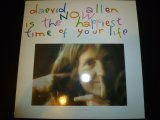 DAEVID ALLEN/NOW IS THE HAPPIEST TIME OF YOUR LIFE
