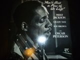 MILT JACKSON/AIN'T BUT A FEW OF US LEFT