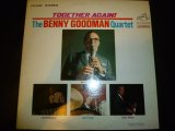 BENNY GOODMAN QUARTET/TOGETHER AGAIN!