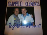 STEPHANE GRAPPELLI & VASSAR CLEMENTS/TOGETHER AT LAST