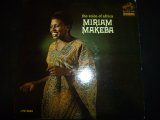 MIRIAM MAKEBA/THE VOICE OF AFRICA