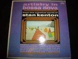 STAN KENTON/ARTISTRY IN BOSSA NOVA