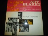ART BLAKEY QUINTET/A NIGHT AT BIRDLAND VOL.2