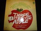 OST/THREE BITES OF THE APPLE
