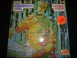 HERBIE MANN/THE INSPIRATION I FEEL
