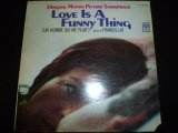 OST/LOVE IS A FUNNY THING