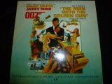 OST/THE MAN WITH THE GOLDEN GUN