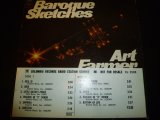 ART FARMER & THE BAROQUE ORCHESTRA/BAROQUE SKETCHES