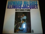 HOWARD McGHEE & ILLINOIS JACQUET/HERE COMES FREDDY