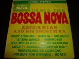 ZACCARIAS & HIS ORCHESTRA/DANCE THE BOSSA NOVA