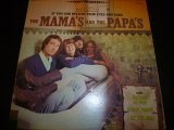 MAMAS & THE PAPAS/IF YOU CAN BELIEVE YOUR EYES AND EARS