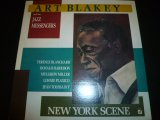ART BLAKEY & THE JAZZ MESSENGERS/NEW YORK SCENE