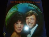 STEVE LAWRENCE & EYDIE GORME/THE WORLD OF STEVE & EYDIE