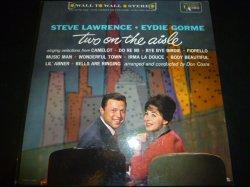 画像1: STEVE LAWRENCE & EYDIE GORME/TWO ON THE AISLE