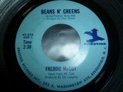 画像1: FREDDIE McCOY/BEANS N' GREENS