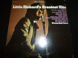 画像1: LITTLE RICHARD/LITTLE RICHARD'S GREATEST HITS