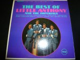 LITTLE ANTHONY & THE IMPERIALS/THE BEST OF LITTLE ANTHONY & THE IMPERIALS