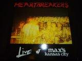 HEARTBREAKERS/LIVE AT MAX'S KANSAS CITY