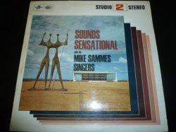 画像1: MIKE SAMMES SINGERS/SOUNDS SENSATIONAL