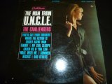 CHALLENGERS/THE MAN FROM U.N.C.L.E.