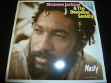 RONALD SHANNON JACKSON & THE DECODING SOCIETY/NASTY