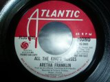 ARETHA FRANKLIN/ALL THE KING'S HORSES