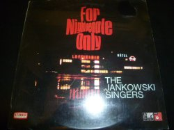 画像1: JANKOWSKI SINGERS/FOR NIGHTPEOPLE ONLY
