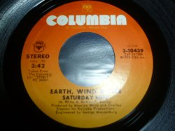画像1: EARTH, WIND & FIRE/SATURDAY NITE