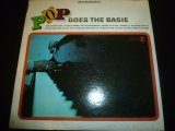COUNT BASIE & HIS ORCHESTRA/POP GOES THE BASIE