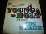 YOUNG-HOLT UNLIMITED/ON STAGE