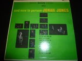 JONAH JONES/AND NOW IN PERSON
