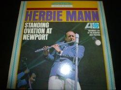 画像1: HERBIE MANN/STANDING OVATION AT NEWPORT