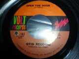 OTIS REDDING/OPEN THE DOOR