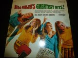 BILL HALEY & HIS COMETS/BILL HALEY'S GREATEST HITS !