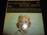 DINAH SHORE/THE FABULOUS HITS OF DINAH SHORE