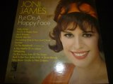 JONI JAMES/PUT ON A HAPPY FACE