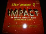 PAGE 7/IMPACT AT BASIN STREET EAST