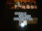 GERALD WILSON ORCHESTRA/ON STAGE