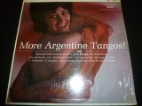 JOSE BASSO & HIS ORCHESTRA/MORE ARGENTINE TANGOS !