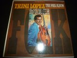 TRINI LOPEZ/THE FOLK ALBUM