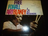 ART BLAKEY & THE JAZZ MESSENGERS/FREE FOR ALL