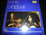 JEAN-LUC PONTY & STEPHANE GRAPPELLI/SAME